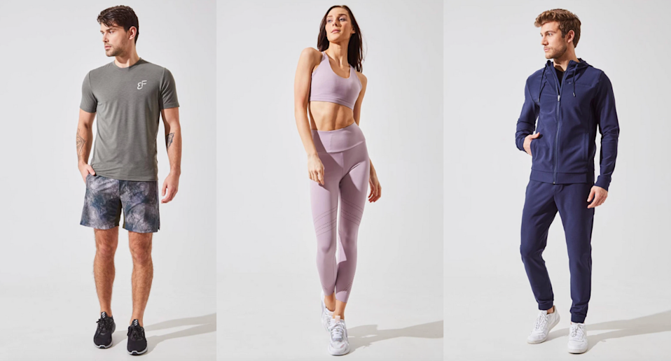 12 pieces we're shopping from MPG's massive activewear sale (Photo via MPG)