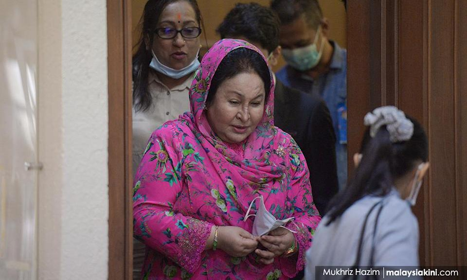 '263 branded handbags were gifts for Rosmah and daughter'