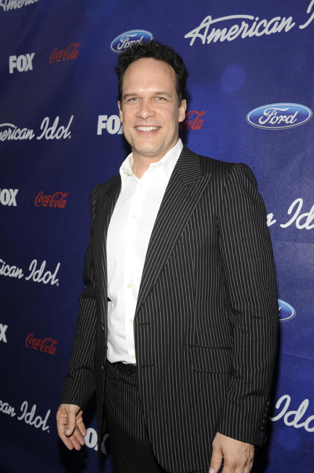 "Diedrich Bader of ""<a href=""http://tv.yahoo.com/napoleon-dynamite/show/46821"">Napoleon Dynamite</a>"" attends the Season 11 ""<a href=""http://tv.yahoo.com/american-idol/show/34934"">American Idol</a>"" Top 13 Finalists Party on Thursday, March 1 at The Grove in Los Angeles, CA."