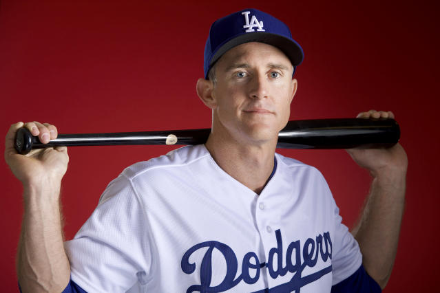 Chase Utley is hanging up his glove at the end of the 2018 season. (Getty)