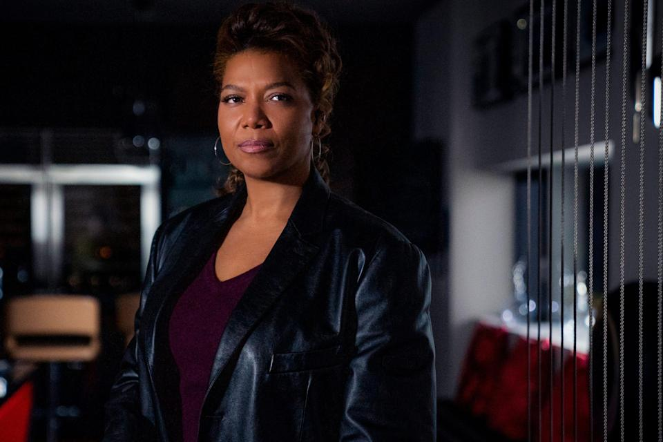 """CBS' """"The Equalizer,"""" featuring Queen Latifah starring in the title role, was named best new TV show by the African American Film Critics Association (AAFCA)."""
