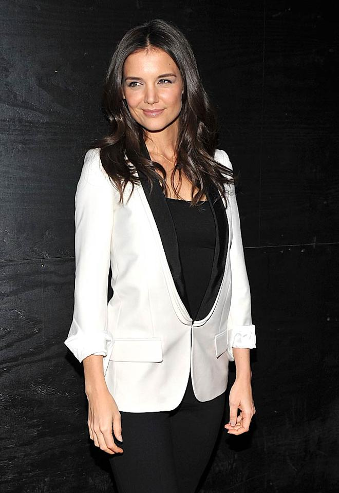 "Katie Holmes shed her ""Dawson's Creek"" girl-next-door image a long time ago. Now, the 32-year-old mother of Suri -- and wife of Tom Cruise – has become one of Hollywood's most stylish stars. Stephen Lovekin/<a href=""http://www.gettyimages.com/"" target=""new"">GettyImages.com</a> - March 22, 2011"