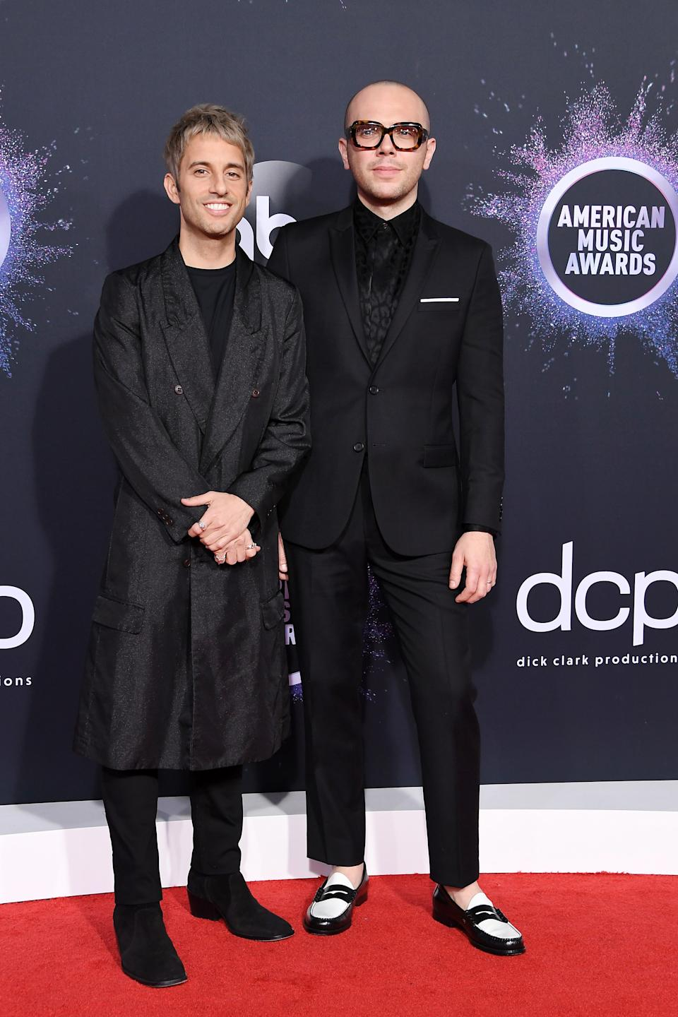 """<h1 class=""""title"""">Chad King and Ian Axel</h1><cite class=""""credit"""">Photo: Getty Images</cite>"""