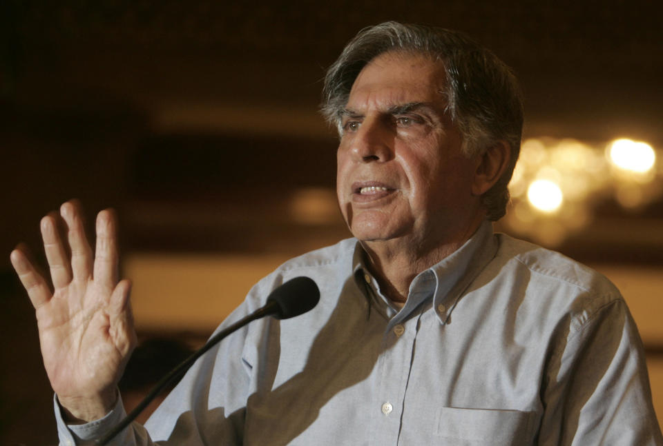 Ratan Tata's first job was managing operations on the shop floor of Tata Steel in 1961. He became the chairman of the Tata Group in 1991 and he took the conglomerate to new heights. During his 21 year tenure, the revenues of Tata Group grew over 40 times and the profit increased over 50 times.