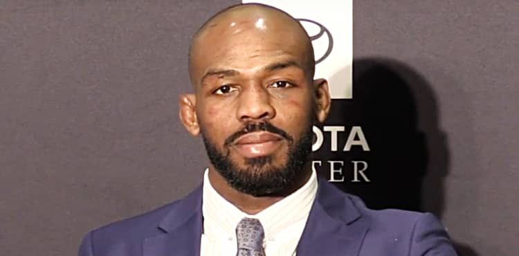 Jon Jones UFC 247 post-fight