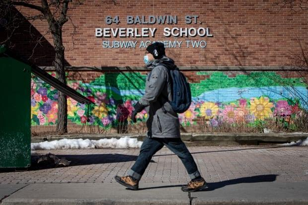 In an emailed statement to CBC News, the Ministry of Education says it has asked school boards to'prepare for all scenarios' given that younger people will soon be eligible for vaccines.