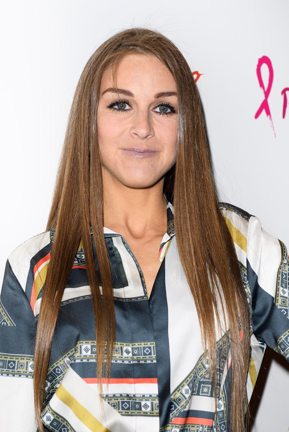 Nikki Grahame pictured in 2017 (Photo: Jonathan Hordle via Getty Images)