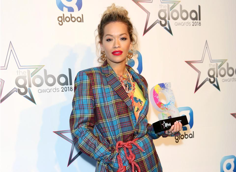 Rita Ora has apologised for her party