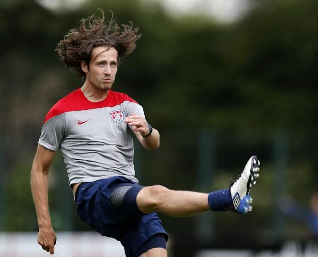 Mix Diskerud message board post makes his failed MLS transfer a weird one