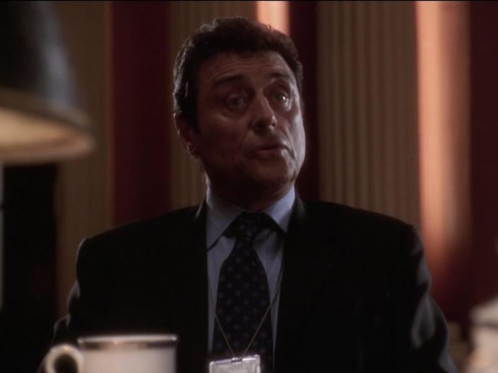 ian mcshane in the west wing