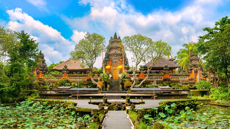 Bali, the islands of Gods