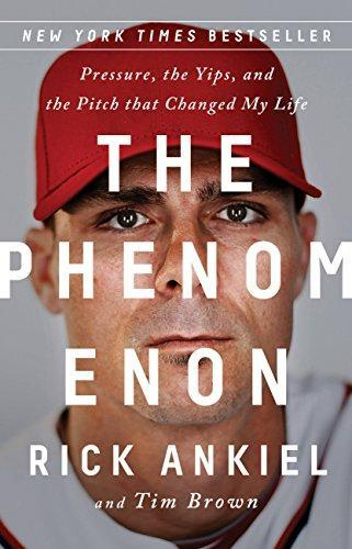 Former player Rick Ankiel teamed up with Yahoo Sports columnist Tim Brown to write about his journey in the majors. (Amazon.com)