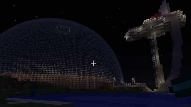 Minecraft subscription-based servers called 'Realm'