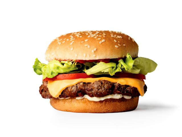 The Impossible Burger has fooled many a meat eater. But is it healthy? (Photo: Impossible Foods)
