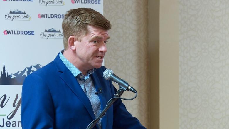 Brian Jean sorry for 'beat Notley' remark