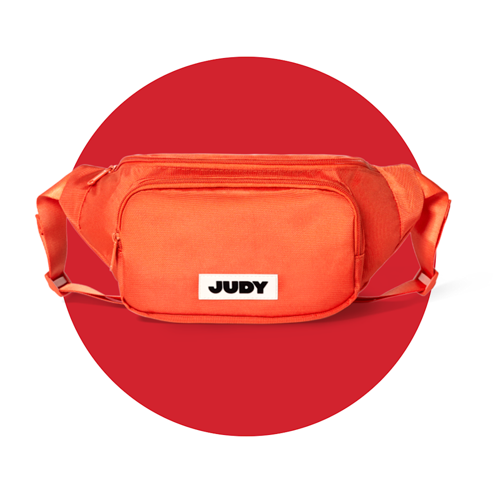 """<p>judy.co</p><p><strong>$60.00</strong></p><p><a href=""""https://go.redirectingat.com?id=74968X1596630&url=https%3A%2F%2Fjudy.co%2Fproducts%2Fthe-starter&sref=https%3A%2F%2Fwww.menshealth.com%2Ftechnology-gear%2Fg34088511%2Fmens-health-outdoor-awards-2020%2F"""" rel=""""nofollow noopener"""" target=""""_blank"""" data-ylk=""""slk:BUY IT HERE"""" class=""""link rapid-noclick-resp"""">BUY IT HERE</a></p><p>Camping this year requires some extra safety measures. Don't leave home without this starter kit from Judy that contains 8 essentials, including a fully-charged single-use battery for your phone, glow sticks, a first aid kit, drinking water, and more. </p>"""
