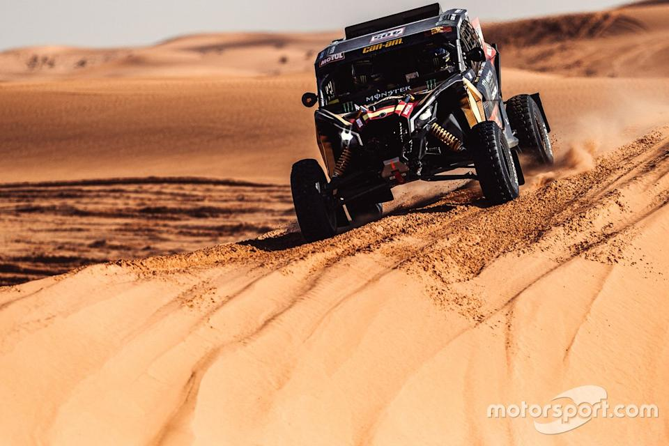 "#405 Monster Energy Can-Am: Guell Gerard Farres, Armand Monleon<span class=""copyright"">Mediagé </span>"