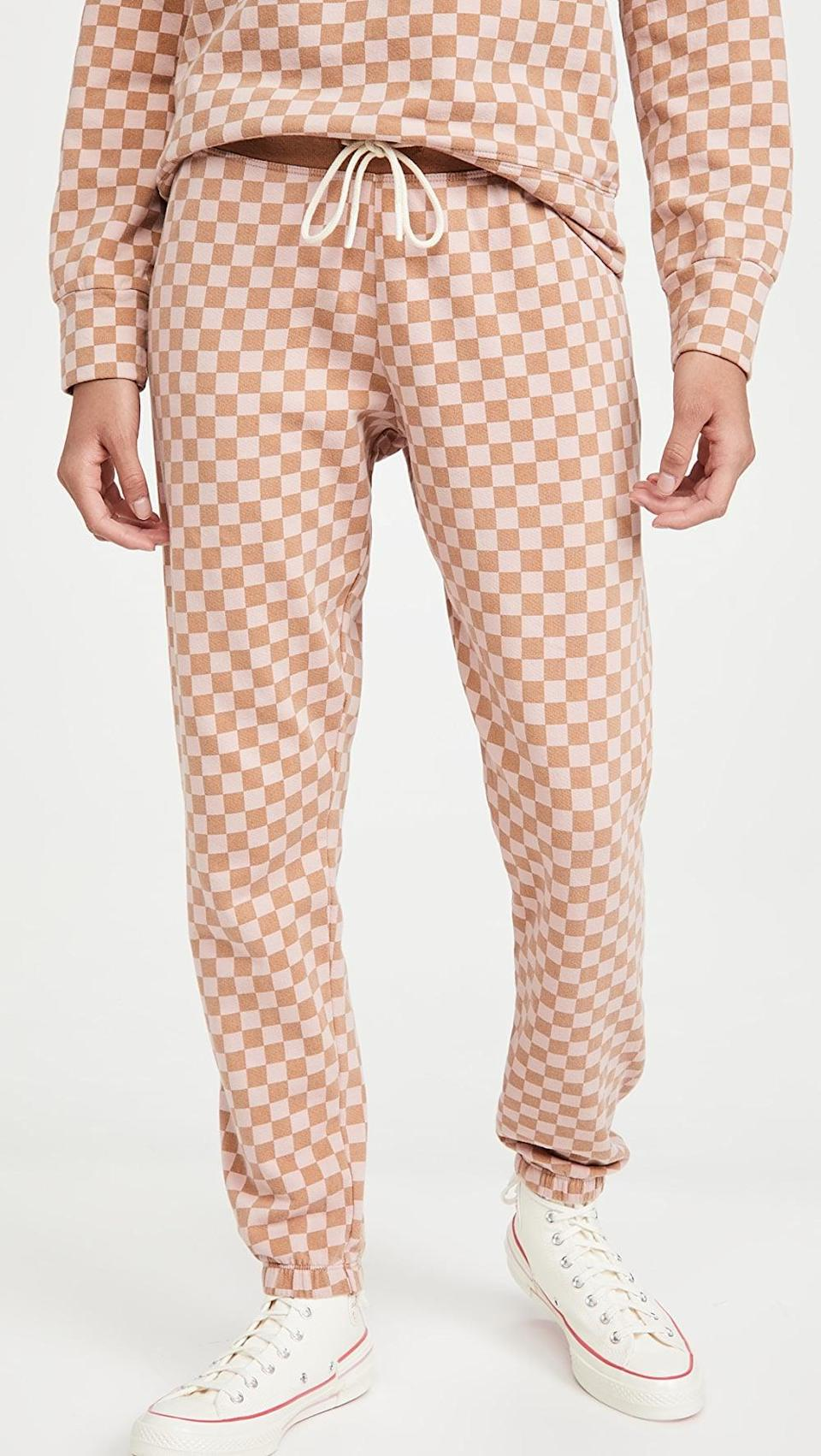 <p>These <span>Splits59 Charlie French Terry Sweatpants</span> ($87, originally $124) are in my weekly rotation.</p>
