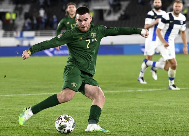 Aaron Connolly is short of football ahead of the Republic of Ireland's World Cup qualifier in Serbia