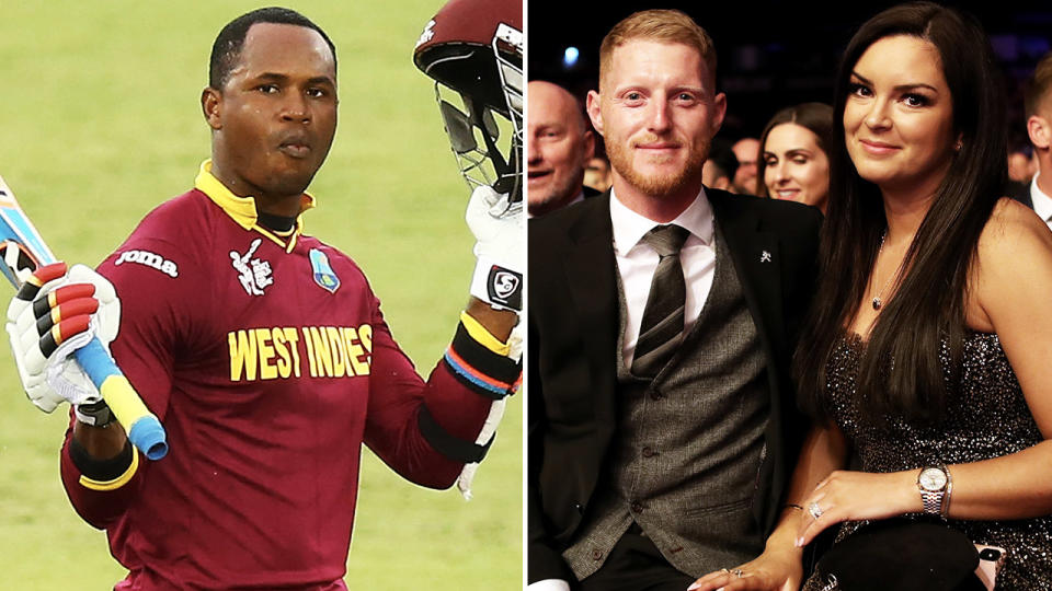 Marlon Samuels, pictured here during his playing days with the West Indies.