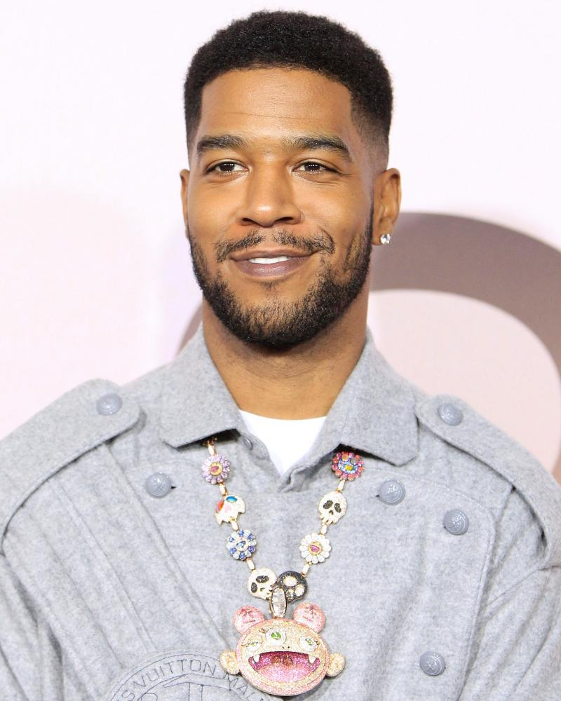 US actor and rapper Kid Cudi.