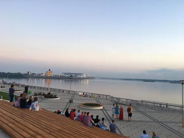 World Cup Diary - Day 11: A trip to the sticks as England arrive to a party on the Volga
