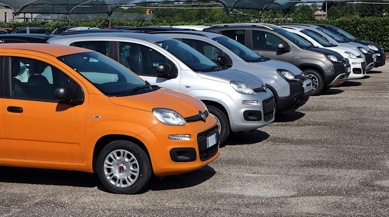Car sales in Italy plunged 98% in April 2020. Credit: Getty.
