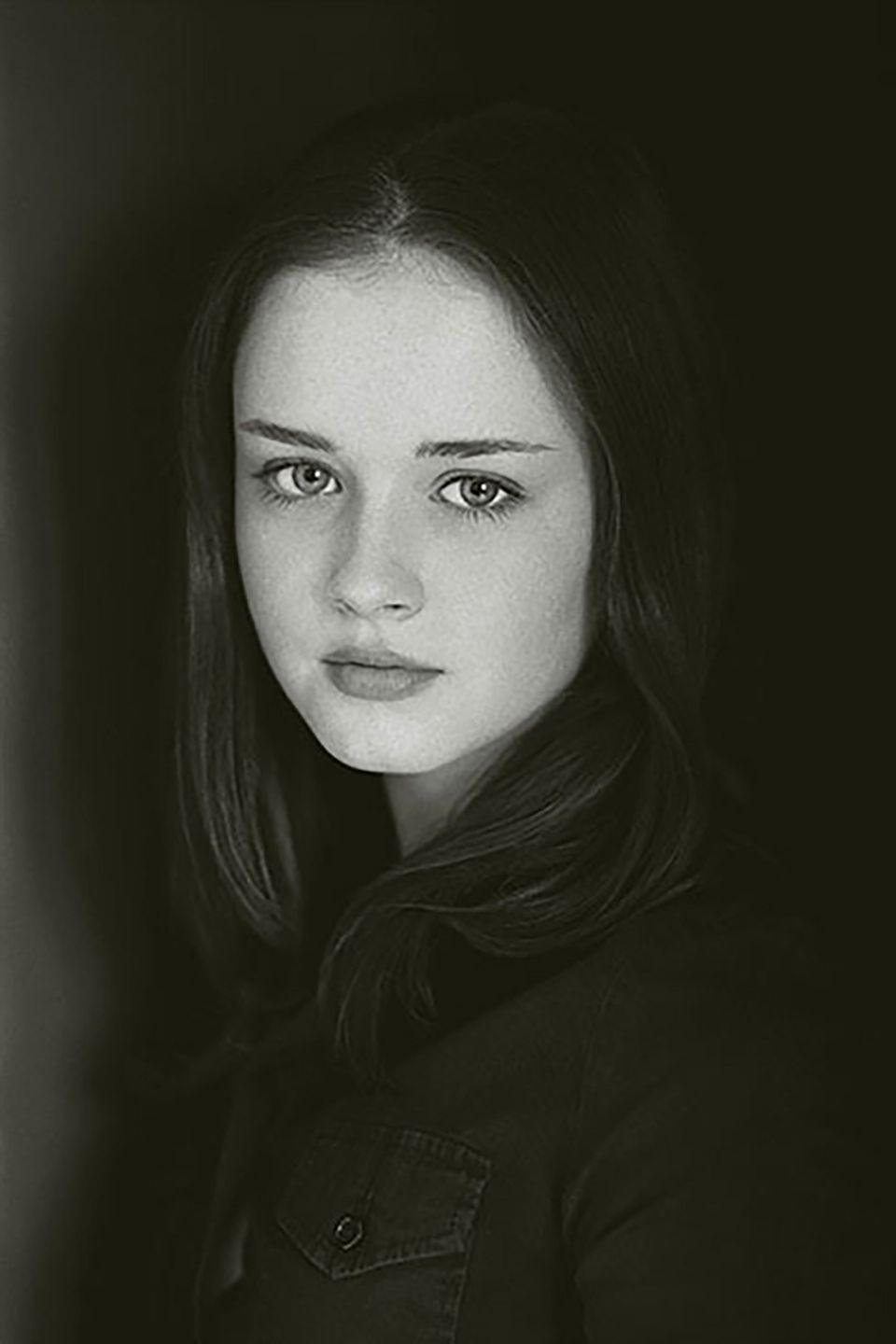 "<p>When a then-19-year-old Alexis auditioned for <em>Gilmore Girls</em>, she had no prior experience on screen. Despite her inexperience, there was something about her that made Warner Bros. cast her as one half of the Gilmore duo. ""She just jumped off the screen, you know. Those blue eyes,"" casting director Julie Mossberg described in an interview with <a href=""https://www.vanityfair.com/hollywood/2016/11/gilmore-girls-lauren-graham-alexis-bledel-casting-interviews"" rel=""nofollow noopener"" target=""_blank"" data-ylk=""slk:Vanity Fair"" class=""link rapid-noclick-resp""><em>Vanity Fair</em></a>.</p>"