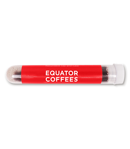 """<p><strong>Equator Coffees</strong></p><p>equatorcoffees.com</p><p><strong>$3.00</strong></p><p><a href=""""https://www.equatorcoffees.com/collections/instant-coffee/products/copy-of-equator-sudden-instant-coffee-25-tubes-ws"""" rel=""""nofollow noopener"""" target=""""_blank"""" data-ylk=""""slk:Shop Now"""" class=""""link rapid-noclick-resp"""">Shop Now</a></p><p>If you love a drop of cream or sugar in your morning cup, this full-bodied blend holds up to any of your favorite add-ins. The complex, citrus-forward flavor, milk chocolate smell, and smooth finish of this brew shines through any dairy extras and tastes just as delicious on its own. </p>"""