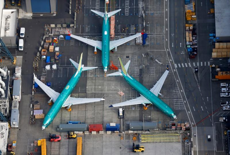 Boeing now expects 737 Max to be grounded to mid