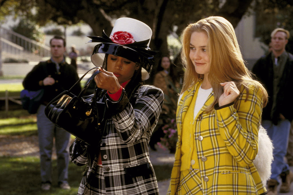 """2. <a href=""""http://movies.yahoo.com/movie/contributor/1800018728"""">Alicia Silverstone</a>   With so few teen flicks on her resume (not that I can ignore my guiltiest pleasure, <a href=""""http://movies.yahoo.com/movie/1800018728/info"""">The Crush</a>), one might wonder why <a href=""""http://movies.yahoo.com/movie/contributor/1800018728"""">Alicia Silverstone</a> ranks so high on this list. As if! Just dust off your copy of <a href=""""http://movies.yahoo.com/movie/1800240281/info"""">Clueless</a> and you'll see her steal the spotlight as Beverly Hills brat-turned-matchmaker Cher Horowitz in this generation-defining film."""