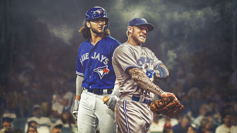 Bo Bichette's hot debut shares a lot in common with Brett Lawrie's. (Ciaran Breen/Getty)