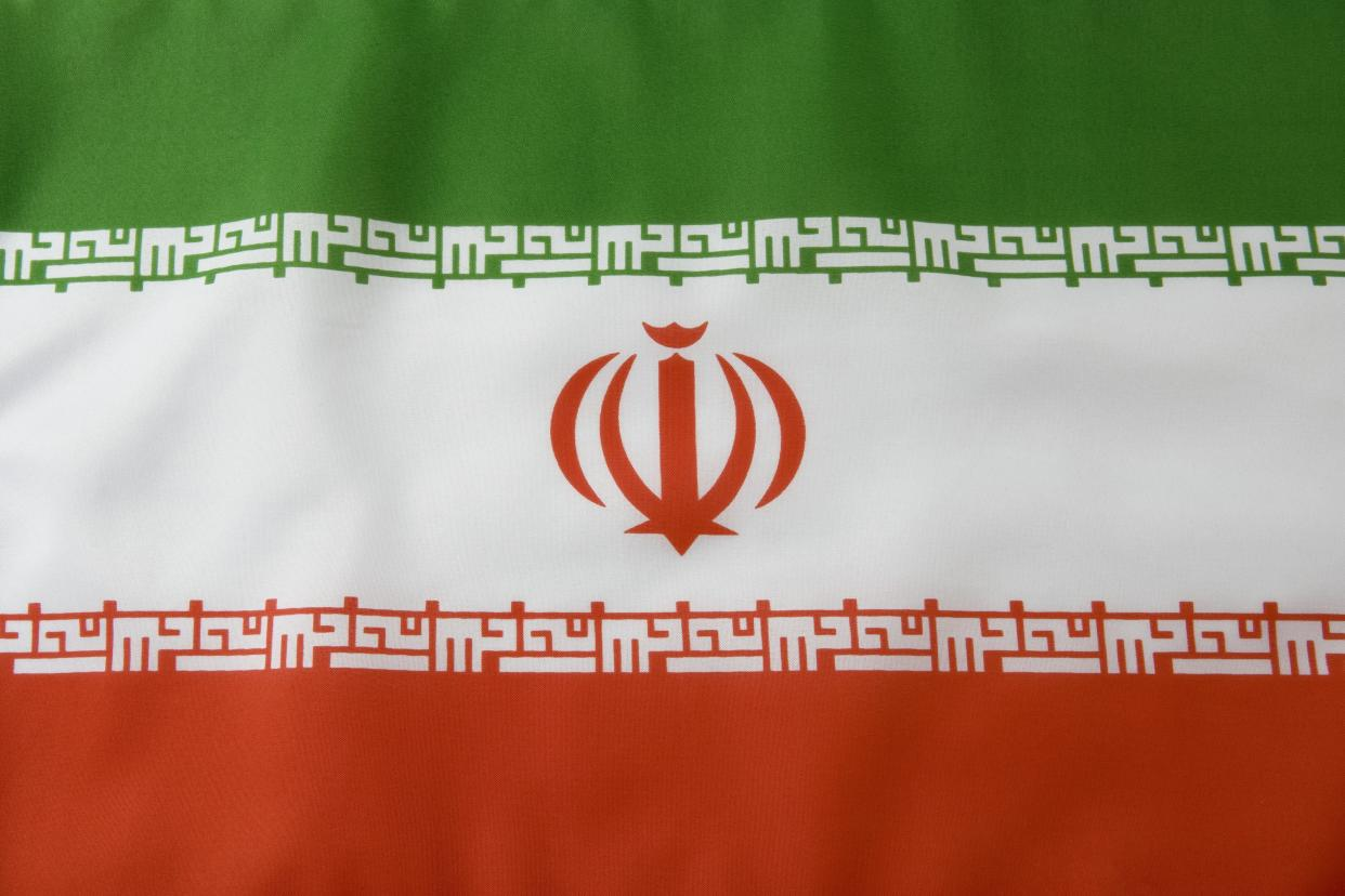 Flag of Iran (Getty Images)