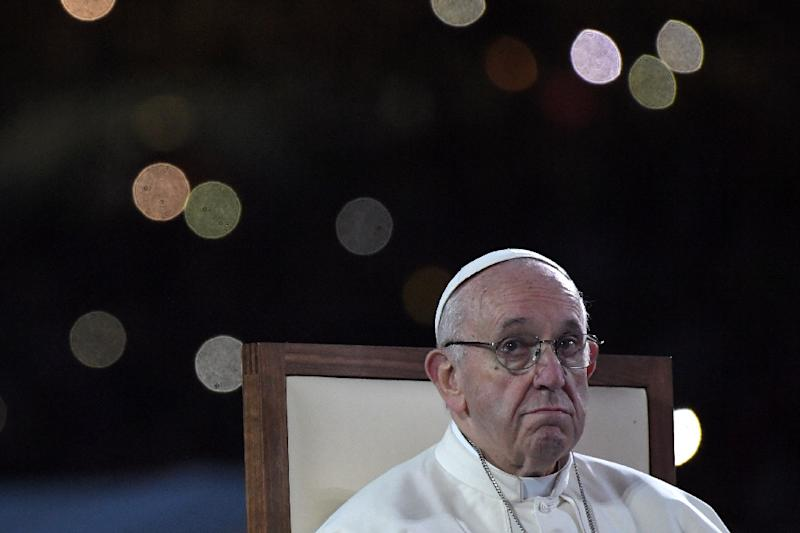 A former ambassador to the Vatican has accused Pope Francis of ignoring sexual abuse claims against prominent US cardinal Theodore McCarrick, who was forced to resign last month.