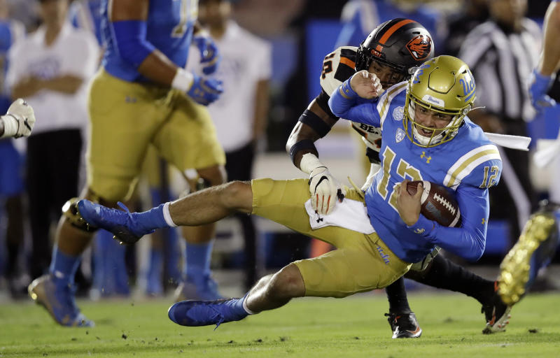 UCLA vs. Stanford: Betting Line, Odds & Pick