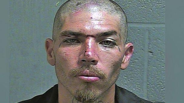 PHOTO: Pablo Robledo is pictured in this June 21, 2019 photo provided by the Oklahoma County Detention Center. (Oklahoma County Detention Center via AP)