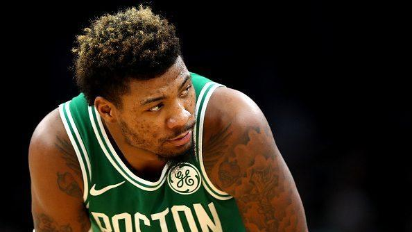 Celtics' Smart cleared for full-contact practice, hopes to play Game 4