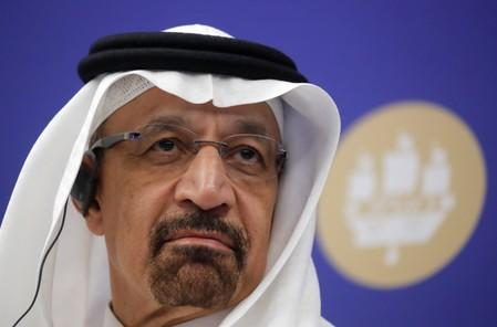 Saudi's Falih: only Russia is undecided on OPEC deal extension - TASS