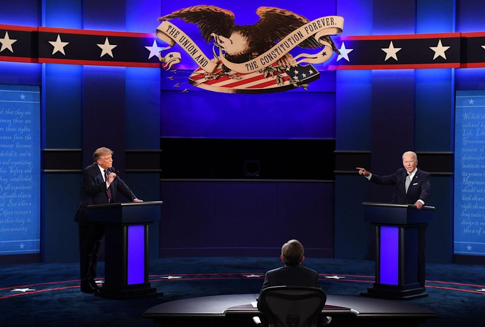 Day-Long Debate Spat Ends Where It Started — Virtual