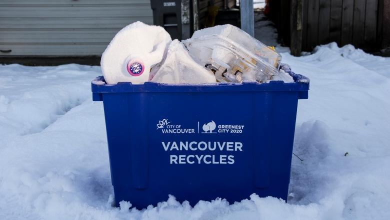 Vancouver area apartment dwellers don't recycle as much as house residents