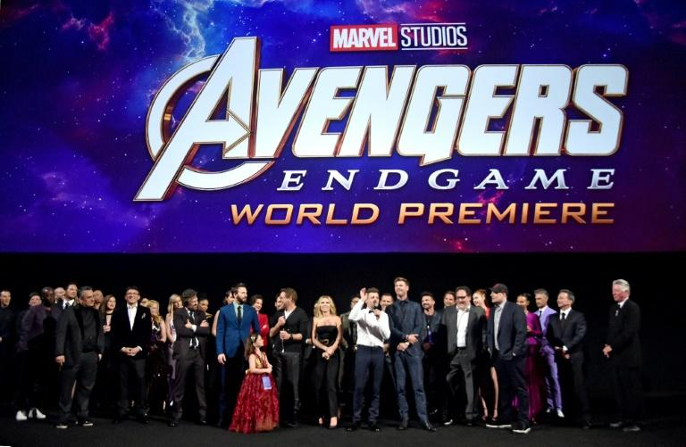 """Avengers: Endgame"" became the world's highest-grossing film"