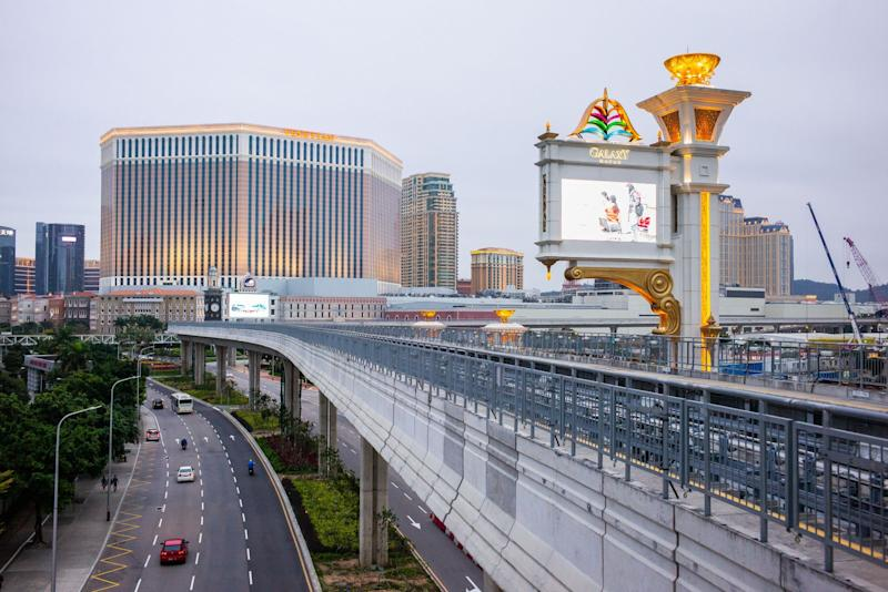 Casino Shares Surge After Easing of Macau Travel Restrictions