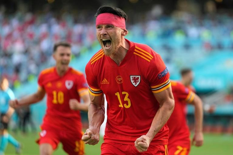 Kieffer Moore only made his Wales debut in September 2019