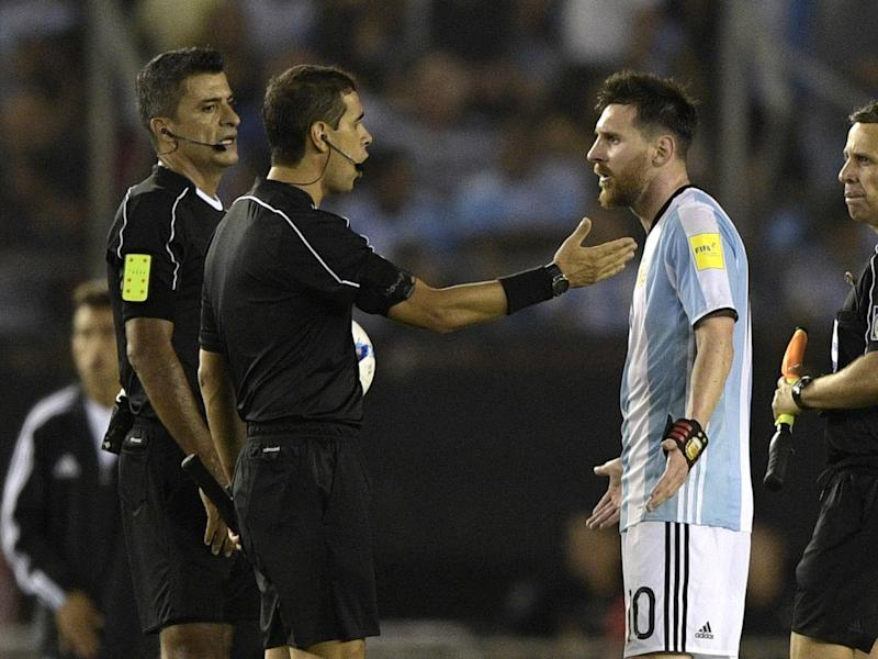 Lionel Messi has been banned for Argentina's next four matches: AFP