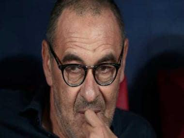 Serie A champions Juventus sack manager Maurizio Sarri following Champions League exit