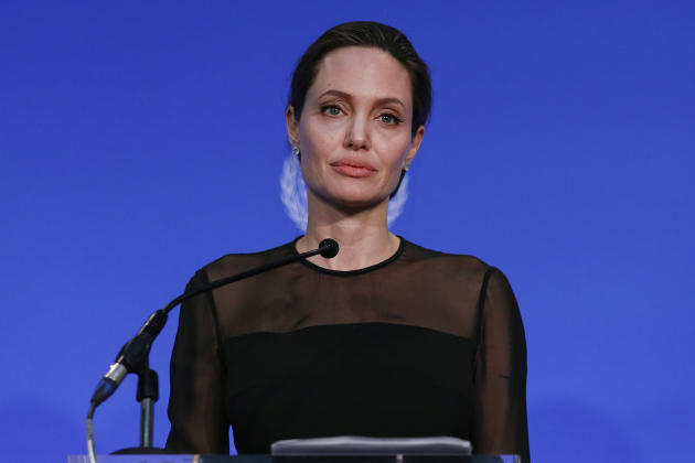 Angelina Jolie Denies Child Abuse in Auditions for Netflix Film 'First They  Killed My Father'