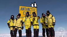 "<p>Australian school students who won a competition to name the icebreaker <span class=""caps"">RSV</span> Nuyina visited Antarctica on Wednesday, November 22.</p><p><a href=""http://www.antarctica.gov.au/news/2017/australian-school-children-take-their-place-in-antarctic-history"" target=""_blank"">The trip</a> involved flying the 12 students, St Virgil's College in Hobart, Tasmania, and Secret Harbour Primary School near Perth in Western Australia, 6000km from Hobart to Wilkins Aerodrome. The children were the first to visit Antarctica as part of the Australian Antarctic Program.</p><p>According to <a href=""http://www.themercury.com.au/news/tasmania/hobart-students-become-the-he-first-aussie-kids-in-antarctica/news-story/bb1fd735320f0d8df92cdbcd9d0d59d1"" target=""_blank"">The Mercury</a> the temperature was at – 11 degrees Celsius during their visit. Credit: Australian Antarctic Division via Storyful</p>"