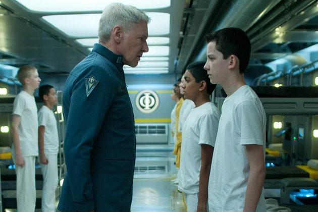 Lionsgate on 'Ender's Game' Controversy: Orson Scott Card's Gay Marriage Views Are 'Irrelevant'