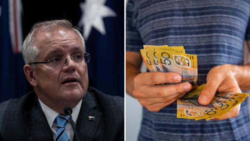 Prime Minister Scott Morrison is reportedly considering further moves to stimulate the economy. Images: Getty