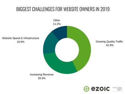 Biggest Challenges For Website Owners In 2019